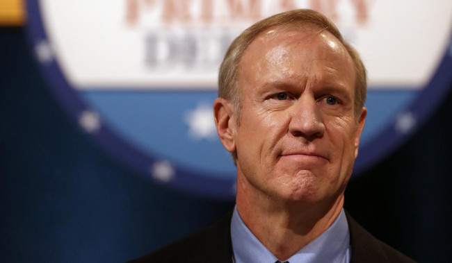 Illinois Governor Bruce Rauner Reverses Cuts To Child Care & Disability Service