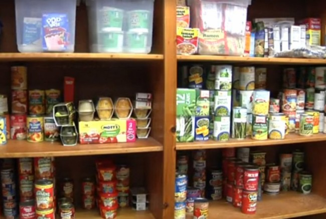 North Carolina High School Student Starts Secret Food Pantry To Feed Hungry Classmates