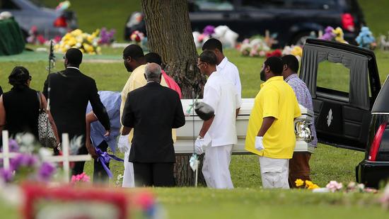 antonio smith funeral