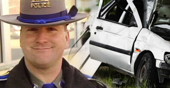 Cop Caught Stealing From Dying Victim Is Set To Lose Everything Including His Pension