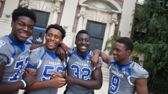 Wendell Phillips Academy Makes History Being the First Chicago Public High school To Win State Football Championship