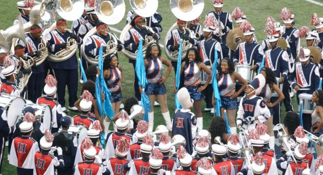 howard marching band