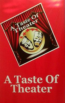"""A Taste Of Theater"" An Extraordinary Event Where Amateur Actors & Actresses Cold Read With The Professionals"