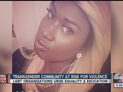 transgender death