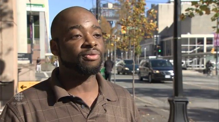An African-American Man Is Seeking Refugee Asylum Status In Canada Citing Police Abuse & Racism