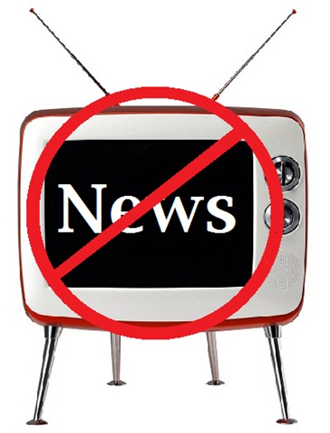 No-TV-News