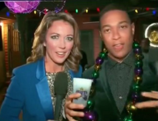 Don Lemon Makes Inapprpriate Sexual Comments Towards Kathy Griffin On Live TV He Tells Her She Has A Nice Rack