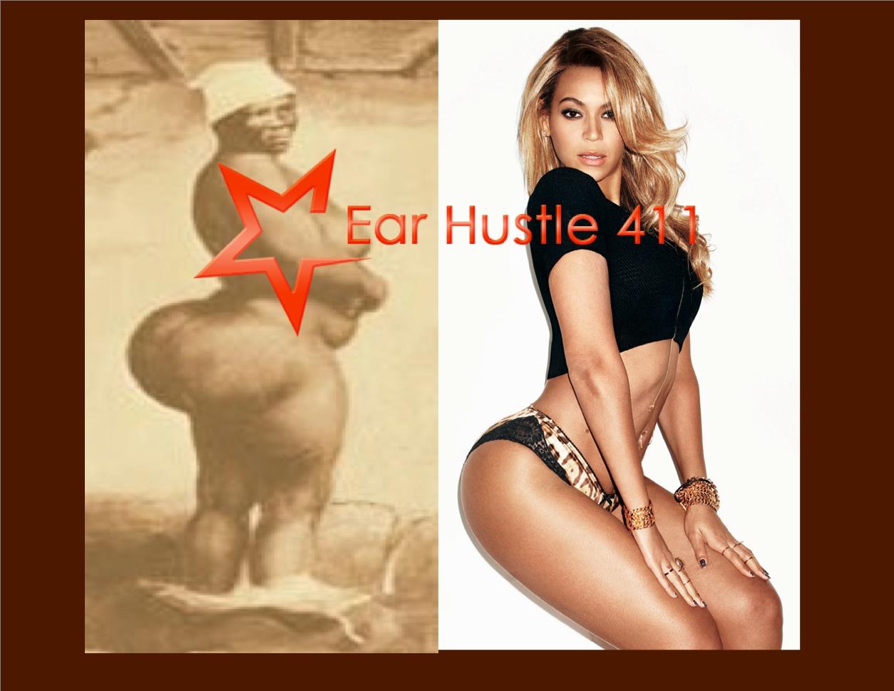 Beyonce/Sarah Baartman
