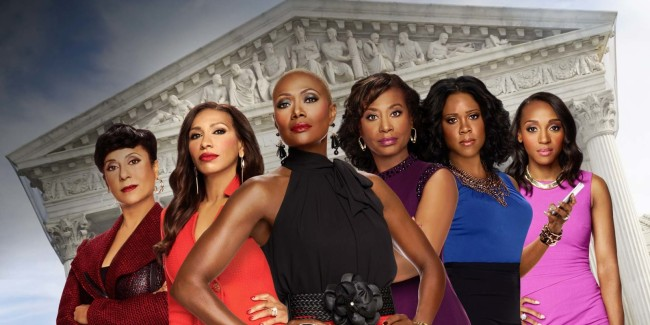 "Justice Has A New Dream Team ""Sisters In Law"" On WE TV Coming This March 2016"
