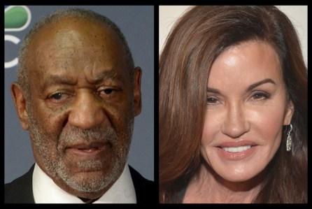 Cosby Wins Dismissal Of Former Super Model Janice Dickinson's Defamation Complaint