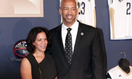monty williams and wife