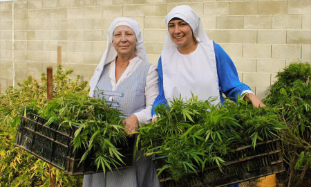 Self- Proclaimed Nuns Run An Illegal Marijuana Business Grossing Over $400K per Year, So Why Haven't They Been Arrested?