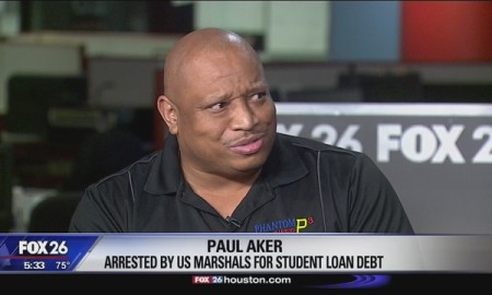 Texas Man Arrested By U.S Marshalls For Not Paying A 29 Year Old Student Loan For $1500.00