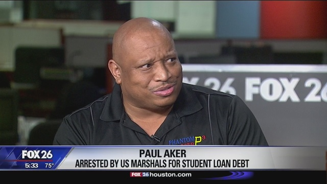 Man Arrested By U.S Marshalls For Not Paying A 29 Year Old Student Loan For $1500.00