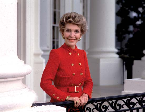 Nancy Reagan