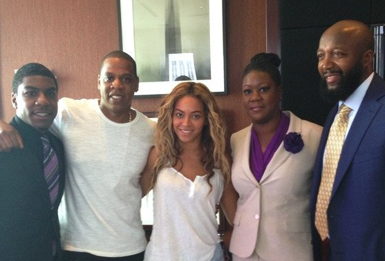 Beyonce Allegedly Enlisted Parents Of Travon Martin & Other Slain Black Men For Her New Video