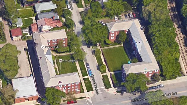 Evanston Illinois: Police Found Body In An Apartment Storage Locker