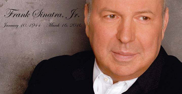 At 72- Years Old Frank Sinatra Jr. Dies In Florida While On Tour