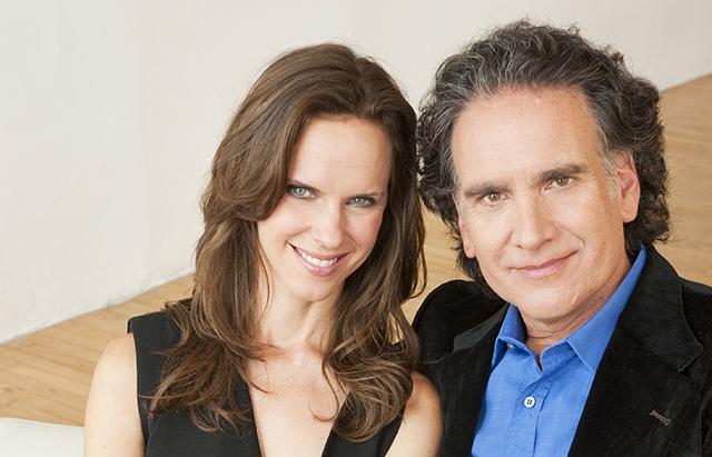 Jennifer & Peter Buffett