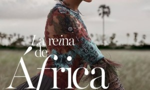 Vogue Spain Paying Homage To Blackness With Black Is Beautiful Cover The Model Is Rocking Cornrows