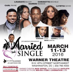 Married But Single Stage Play