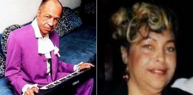 Prince's parents, John Lewis Nelson and Mattie Della Baker