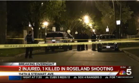shooting in Roseland