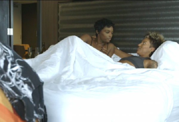 Love & Hip Hop Atlanta Star Ariane, & DJ Toni Wants A Threesome With MiMi Faust