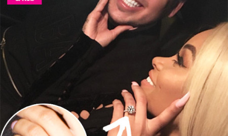 Black Chyna & Rob Kardashian Are Officially Engaged