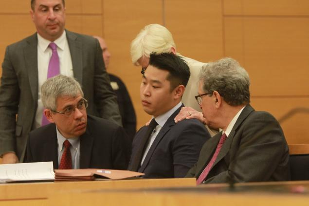 Former NYPD Peter Liang Gets Probation After Killing Akai Gurley Was Given 5 Years Probation & 800 Hours Of Community Service