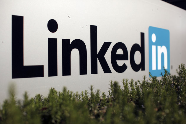 If hackers get a hold of your LinkedIn email, they could use it to try and access your email as well. Photo Credit: Reuters