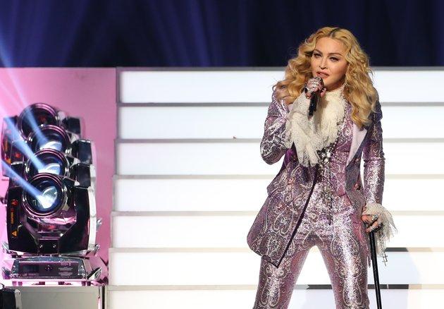 Madonna at BBMA 2016