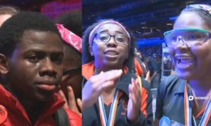 Teens From Cleveland Beat 20K Students From 42 Countries & Win The Robotics World Championship
