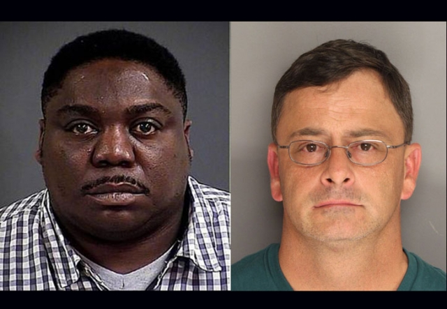 White Man kills African-American Cab Driver and His Friend & Then Slow Cooks Them In His Backyard, He's Now Out On Bond