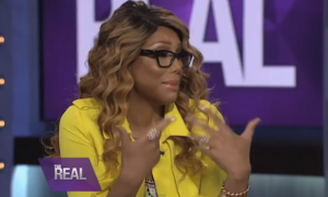 """Did Tamar Braxton Really Get Fired From """"The Real"""" Talk Show?"""
