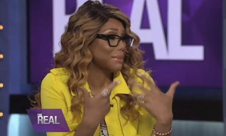 "Did Tamar Braxton Really Get Fired From ""The Real"" Talk Show?"