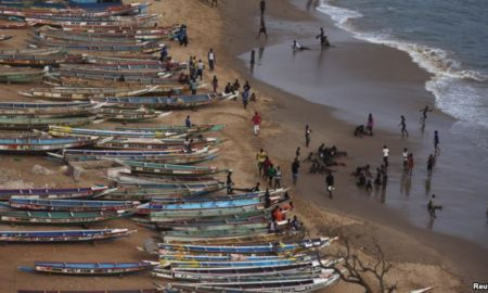 24 African Countries Ban China From Fishing In Their Waters , Africans Say They Were Losing Jobs To Chinese Fisherman