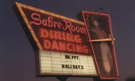 The Sabre Room