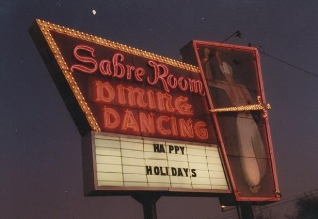 The Sabre Room