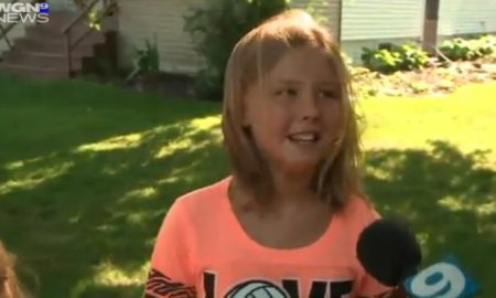 9-Year Old Finds Abandoned Newborn In Backyard With Umbilical Cord Still Attached