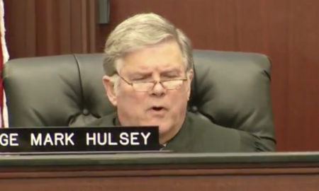 "Judge Removed & Assigned To Probate After Telling Blacks To ""Take A Ship Back To Africa"""
