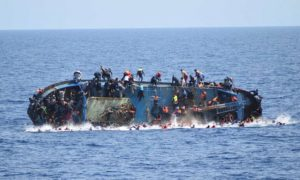 700 African Migrants Died In The Mediterranean Sea 2 Months Ago & The Media Has Been Virtually Silent