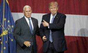 Breaking News: Donald Trump Chooses Indiana's Governor Mike Pence As His Running Mate