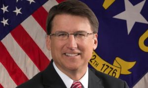 North Carolina Governor Signs Bill To Hide Police Body Camera Footage From Public