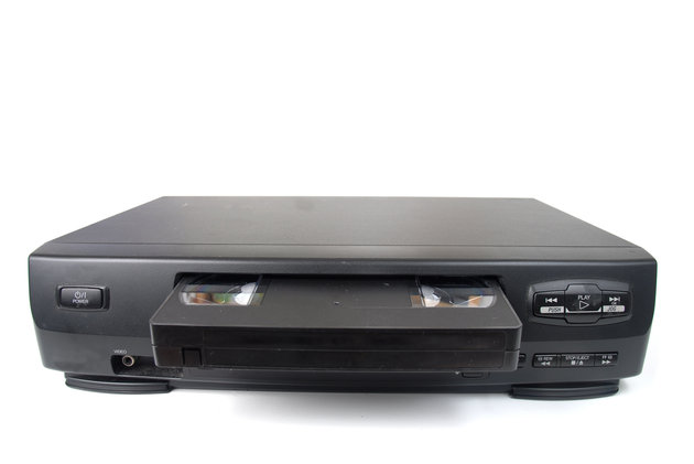 The world's last VCRs will be manufactured this month in Japan. In case you've forgotten what these things look like, here is one. Photo Credit: Getty Images