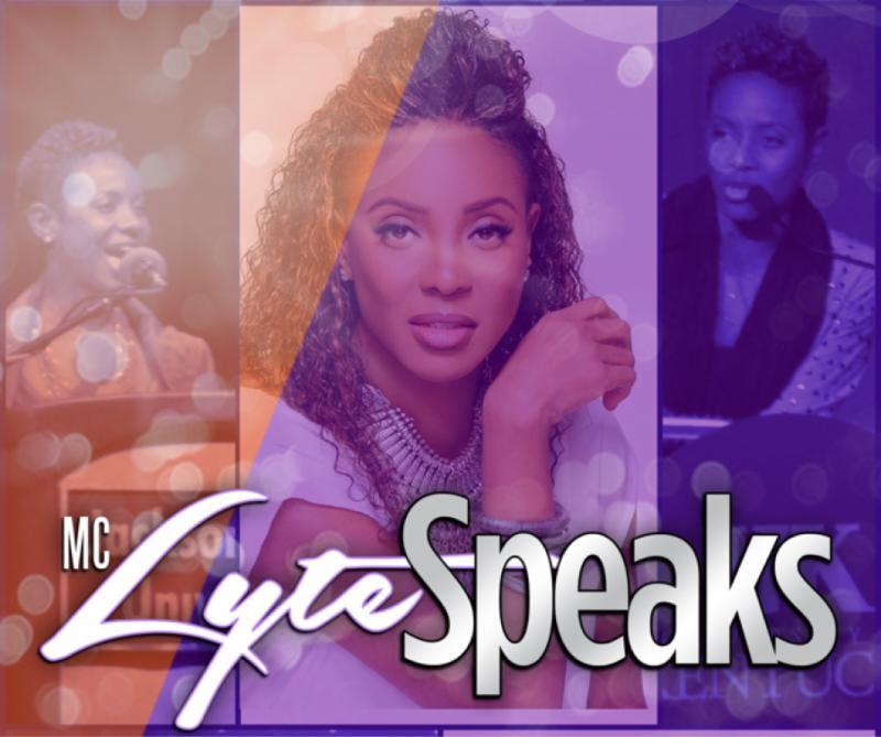 Mc Lyte Speaks