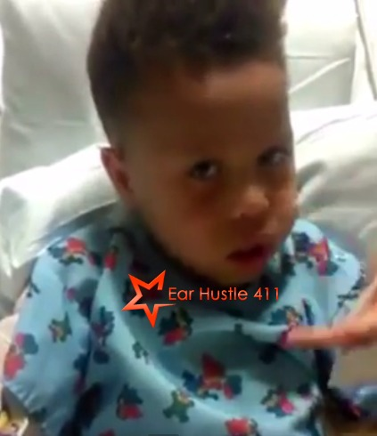 """Korryn Gaines Baby Boy Speaks, He Says, """" Cops Killed His Mommy"""" The End!"""