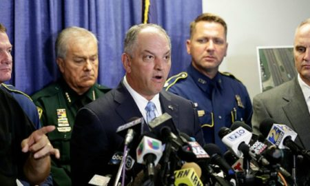 John Bel Edwards The Governor Of Louisiana Tells Donald Trump To F*ck Off & Stop Trying To Expoloit Flood Victims