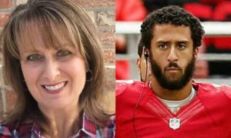 Colin Kaepernick's Birth Mother Who Gave Him Up For Adoption Voices Her Opinion Via Twitter Stating That He's Being Disrespectful