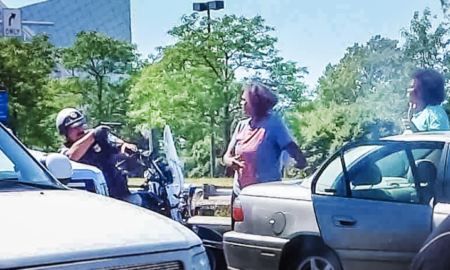 Cleveland Cop Caught Aiming Gun At Two Unarmed Women After Car Accident